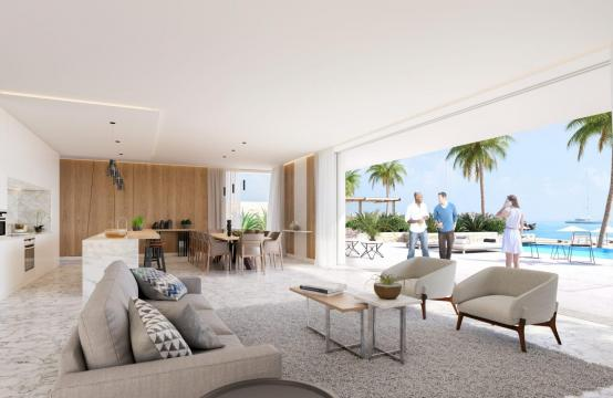 Stunning 3 Bedroom Villa in an Exclusive Project by the Sea