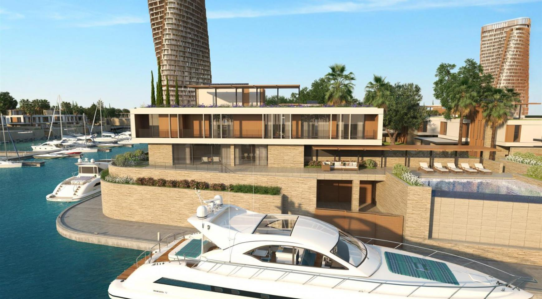 Stunning 5 Bedroom Villa in an Exclusive Project by the Sea - 4