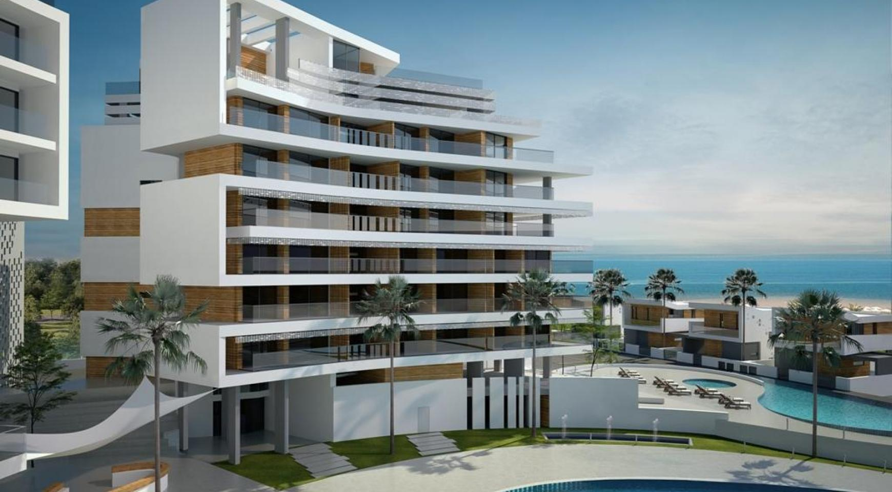 Contemporary One Bedroom Apartment in New Project by the Sea - 8