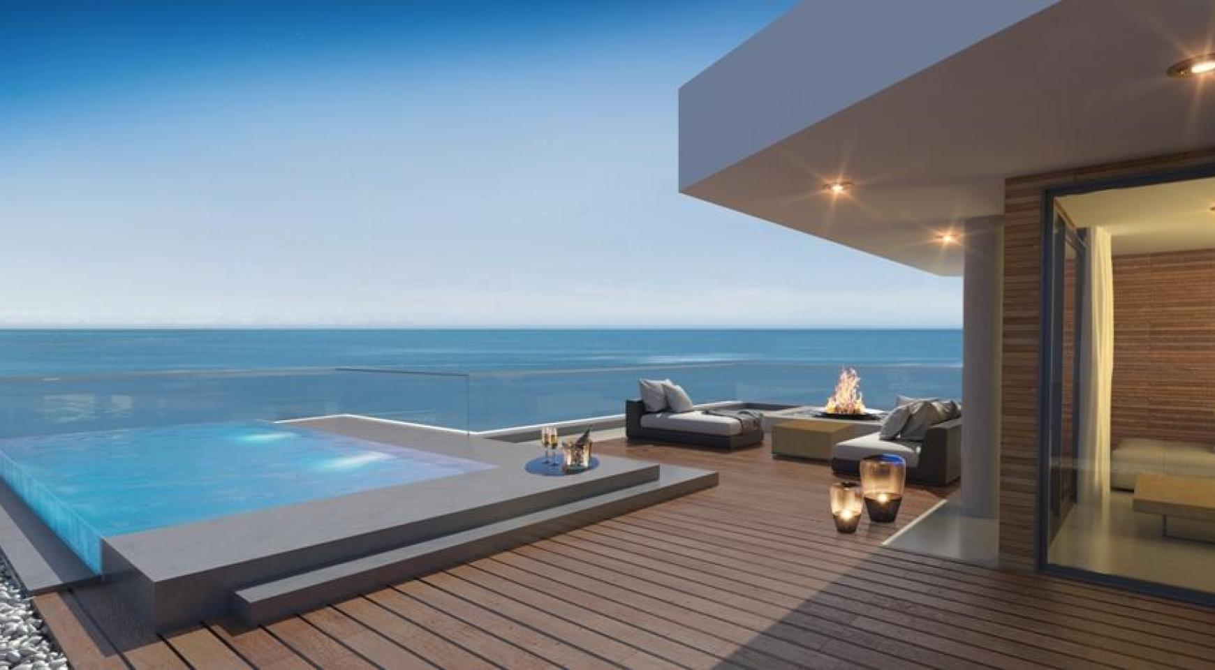 Contemporary 4 Bedroom Villa in a New Project by the Sea - 32