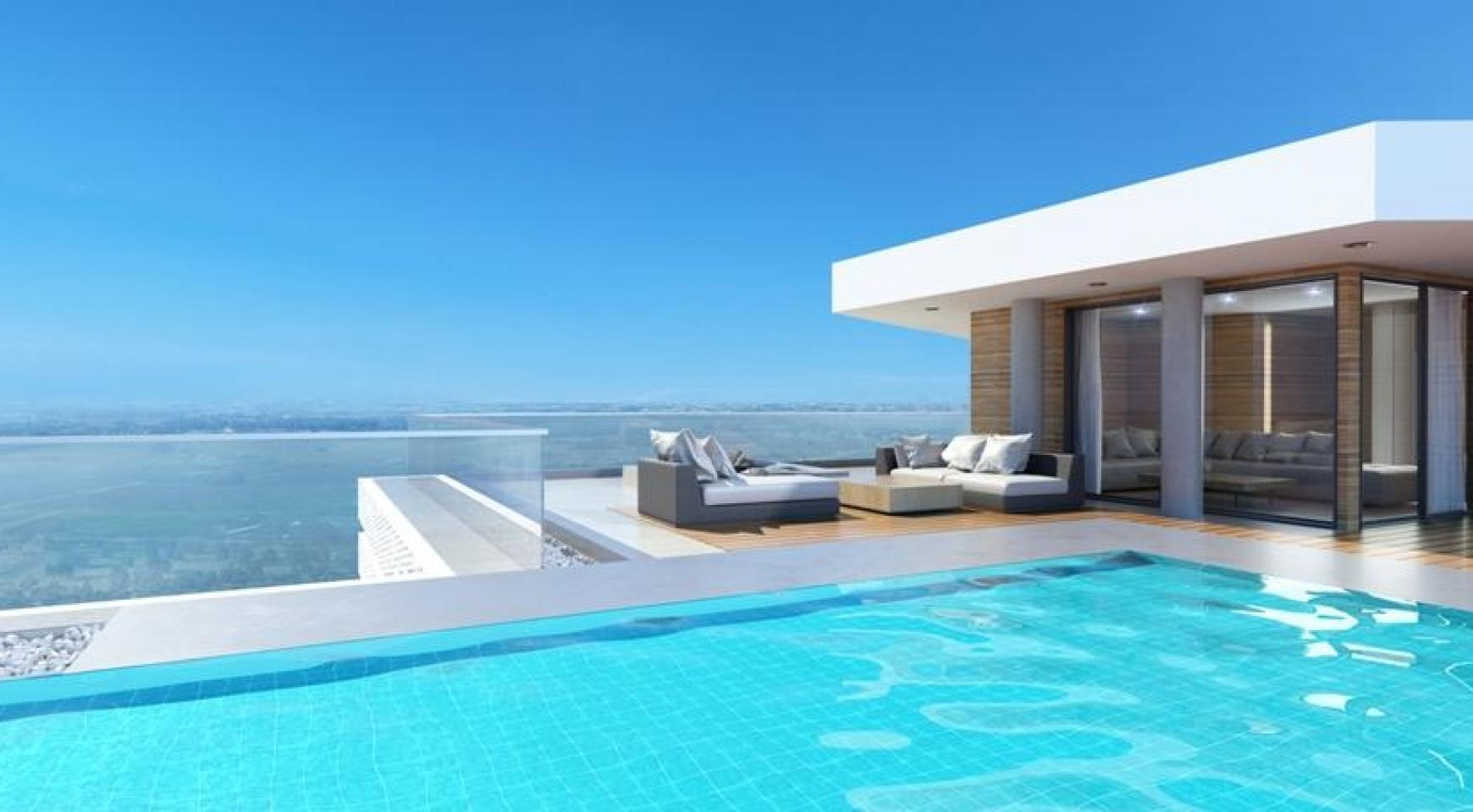 Contemporary 4 Bedroom Villa in a New Project by the Sea - 34
