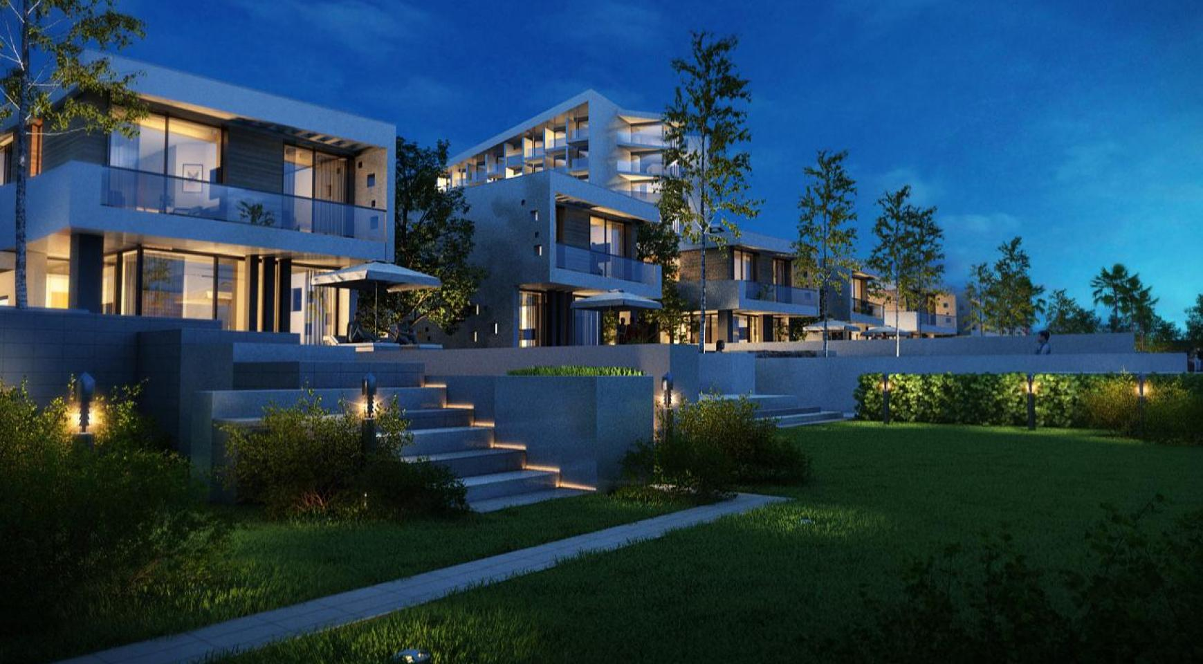 Contemporary 4 Bedroom Villa in a New Project by the Sea - 2