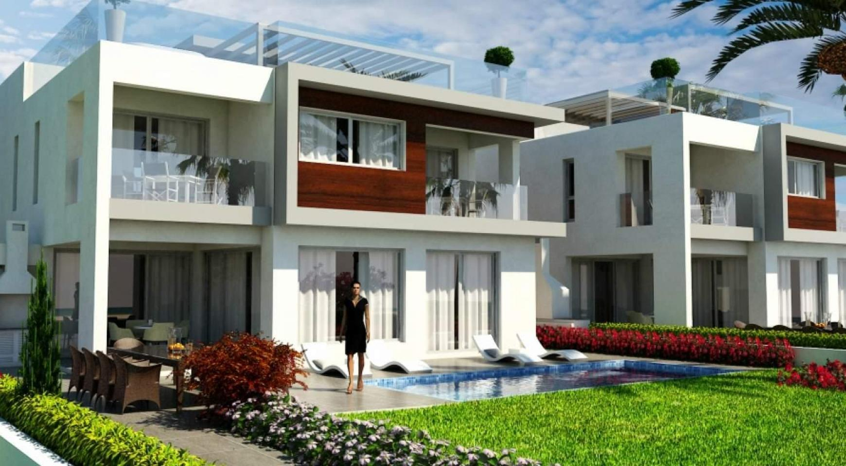 Contemporary Beachfront Villa with 5 Bedrooms - 8