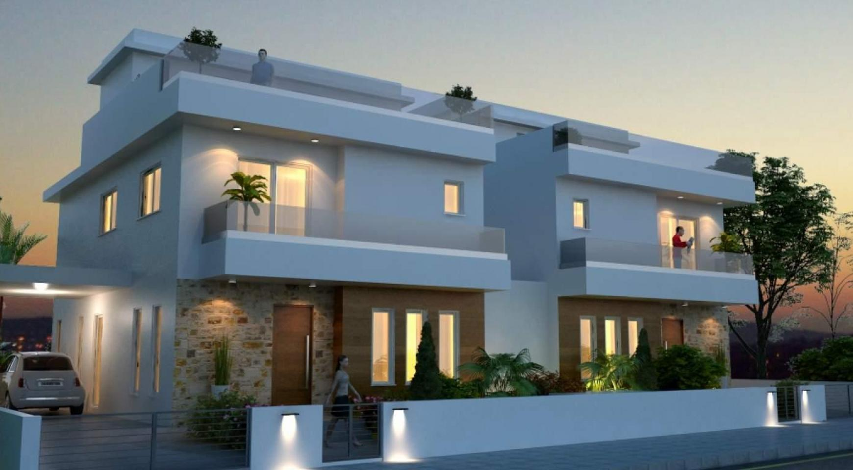 Luxury 4 Bedroom House In Oroklini Area - 5