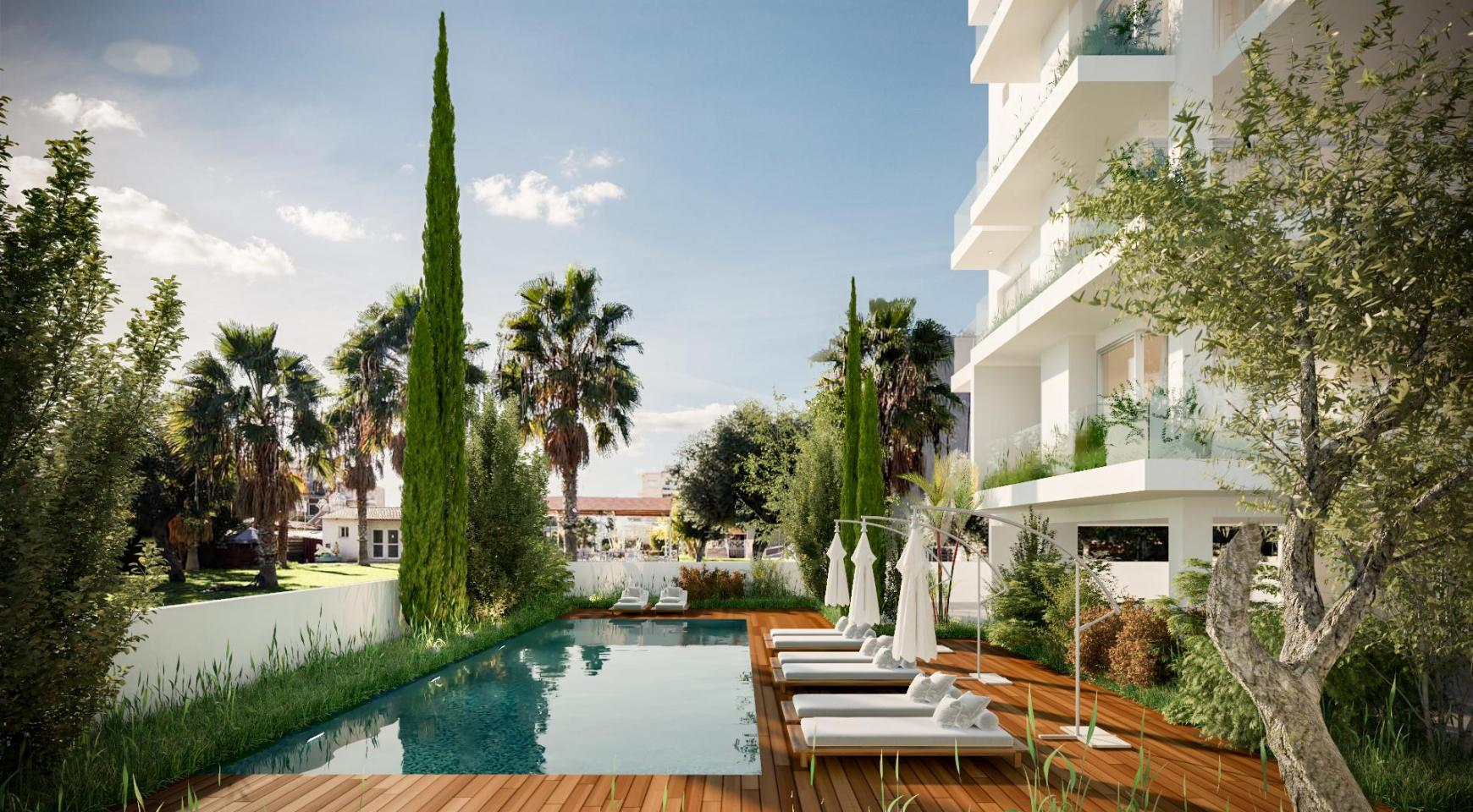 Modern 3 bedroom Penthouse with Private Swimming Pool - 16