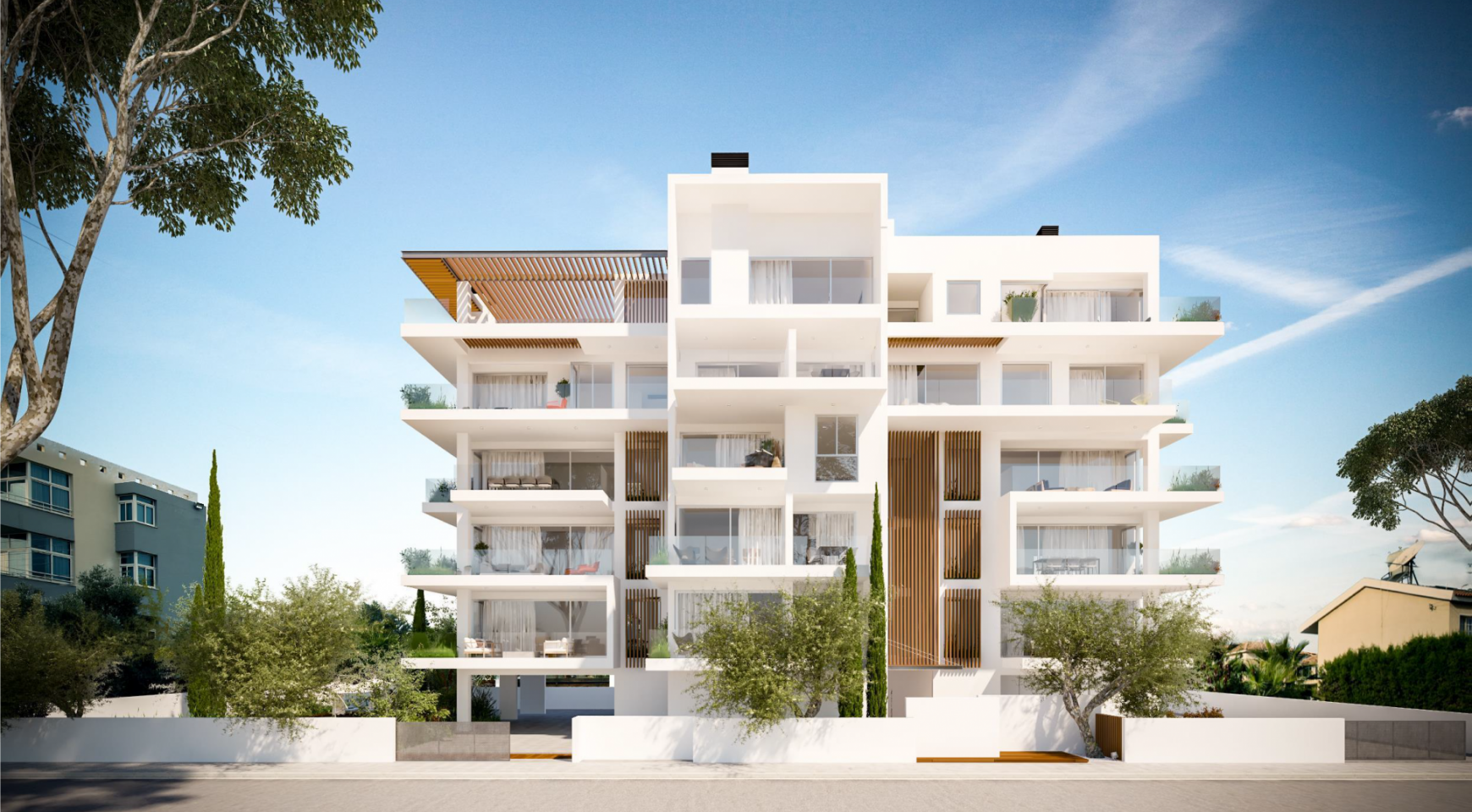 Modern Spacious 2 Bedroom Duplex in a New Complex  - 17
