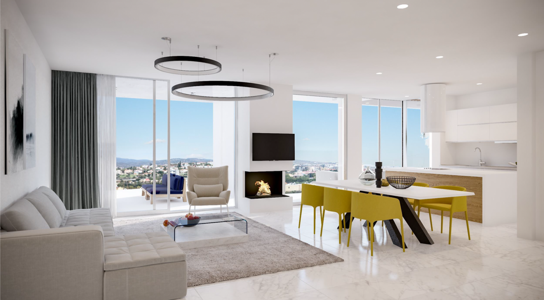 Modern Spacious 2 Bedroom Duplex in a New Complex  - 5