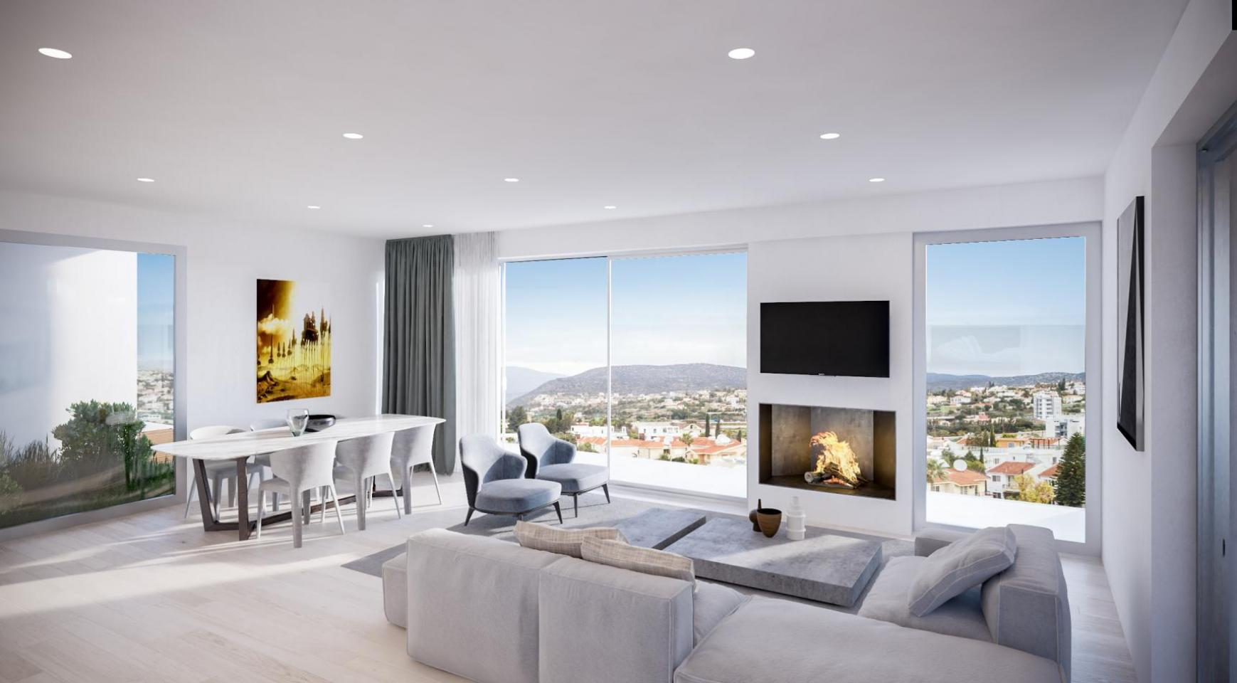 Modern Spacious 2 Bedroom Duplex in a New Complex  - 1