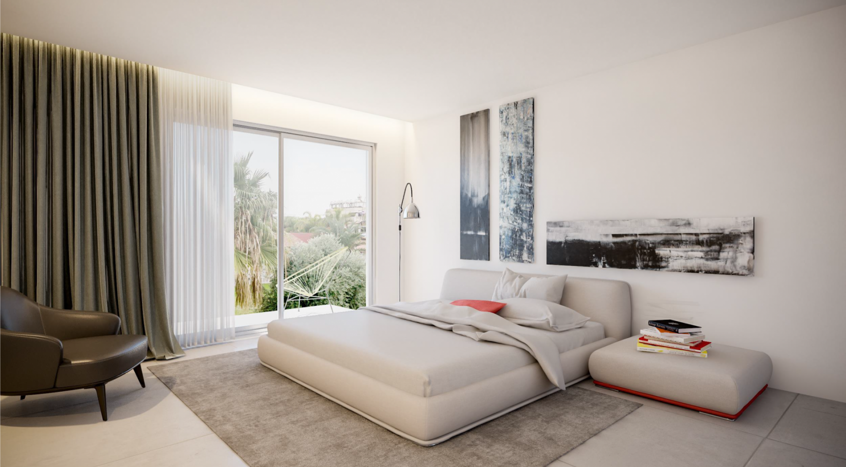 Modern Spacious 2 Bedroom Duplex in a New Complex  - 10