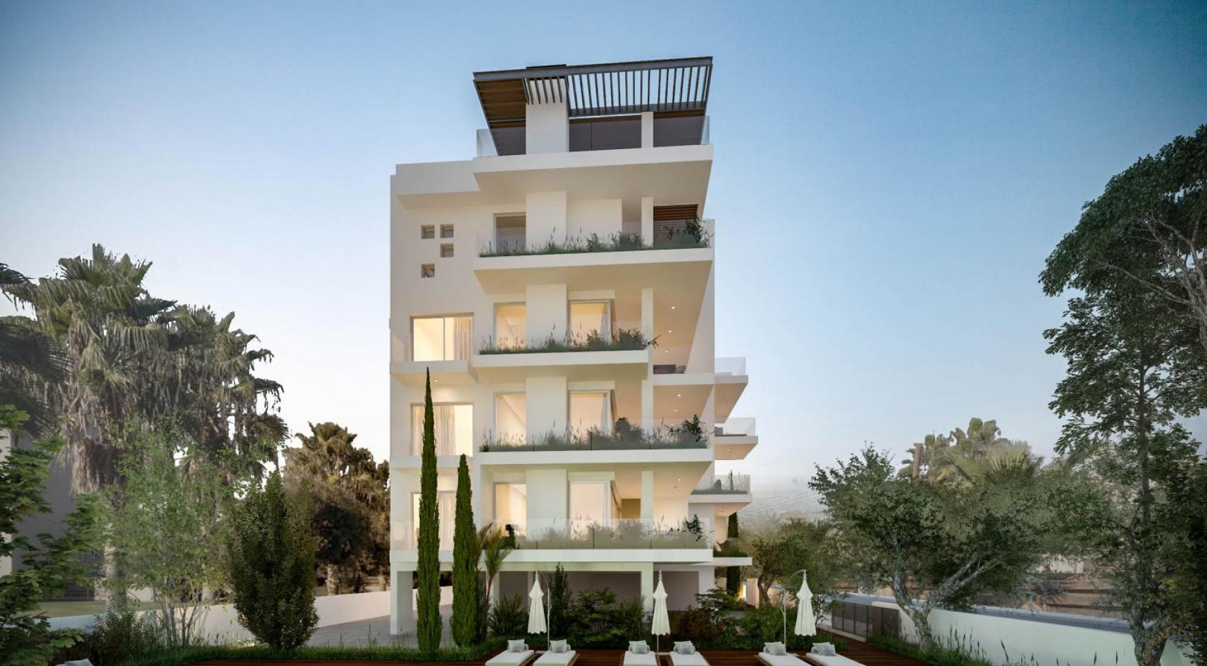 Contemporary 2 Bedroom Apartment in a New Complex - 16