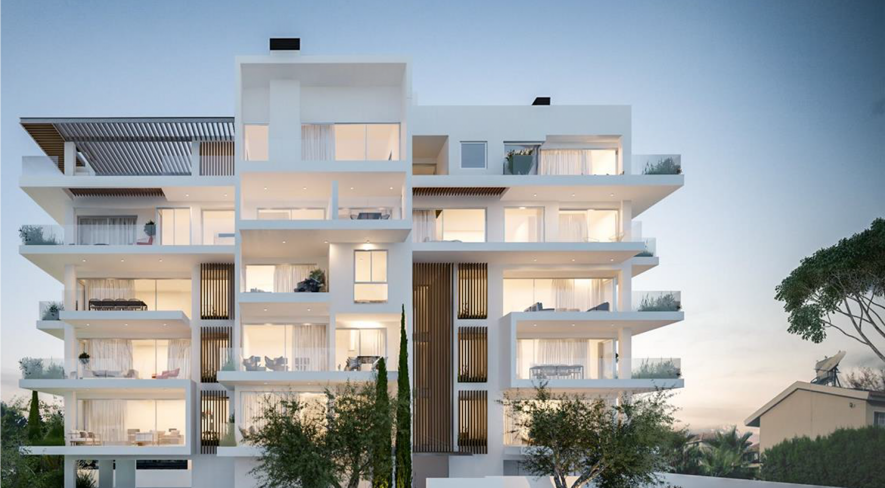 Contemporary 2 Bedroom Apartment in a New Complex - 12