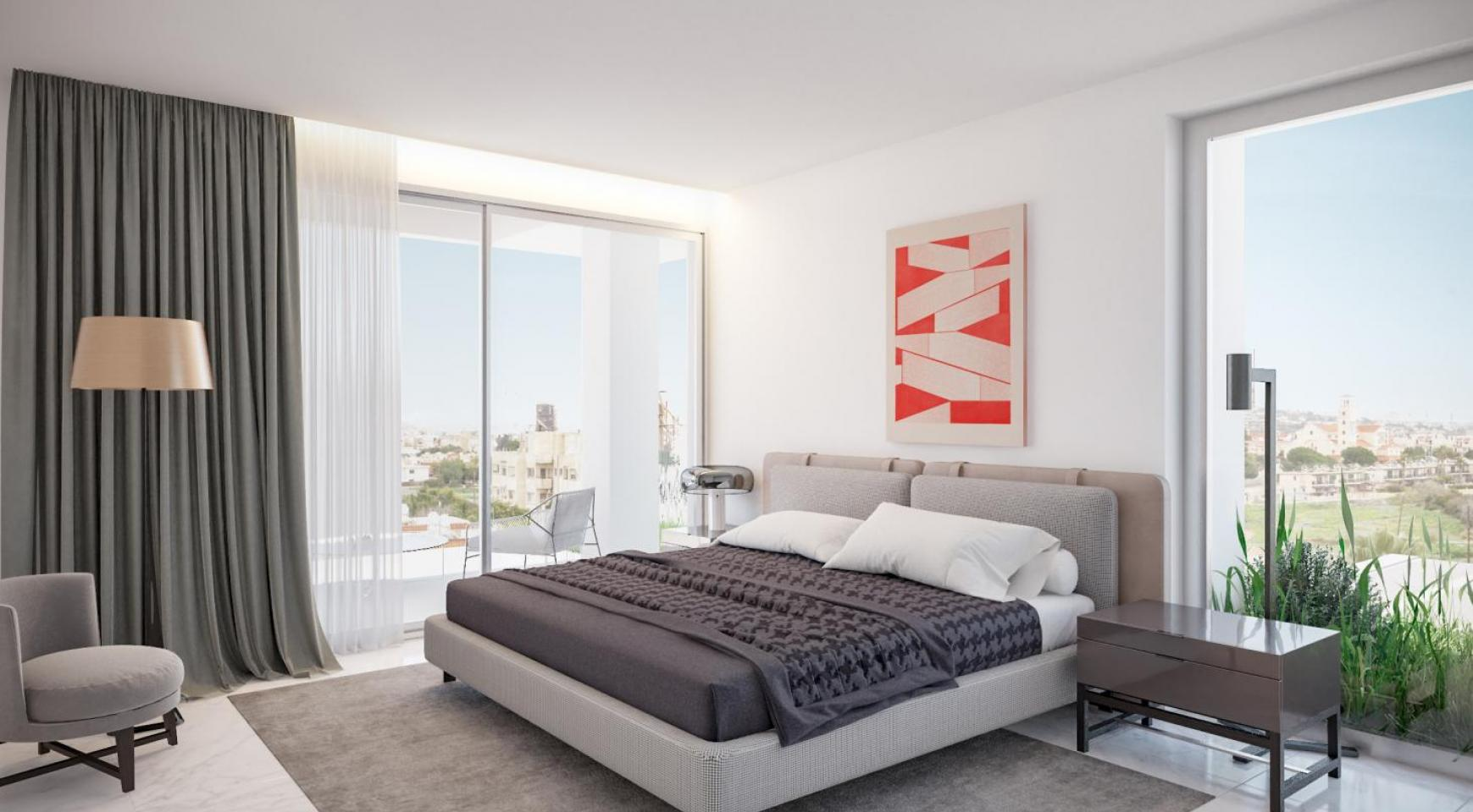Contemporary 2 Bedroom Apartment in a New Complex - 10