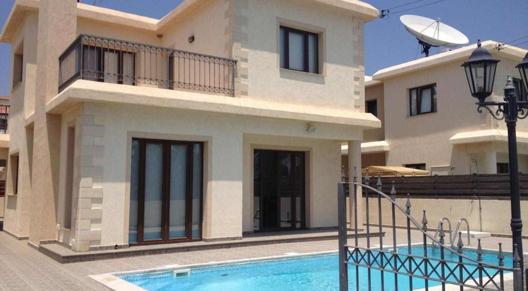 4 Bedroom Villa with Sea and Mountain Views in Pissouri Village - 1