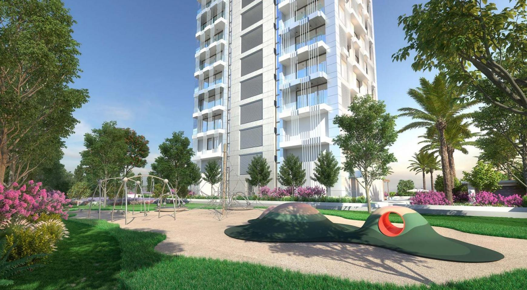 Contemporary 3 Bedroom Apartment with Sea Views in a Luxury Complex - 14