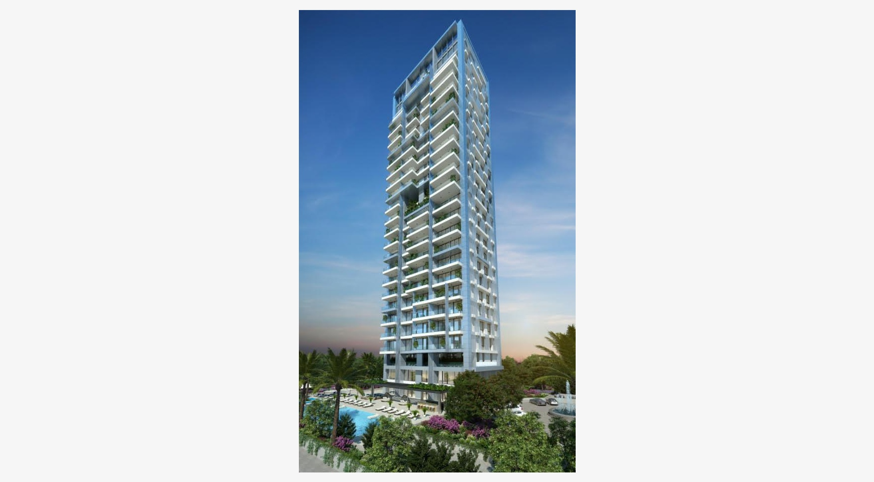 Contemporary 2 Bedroom Apartment with Sea Views in a Luxurious Complex - 16