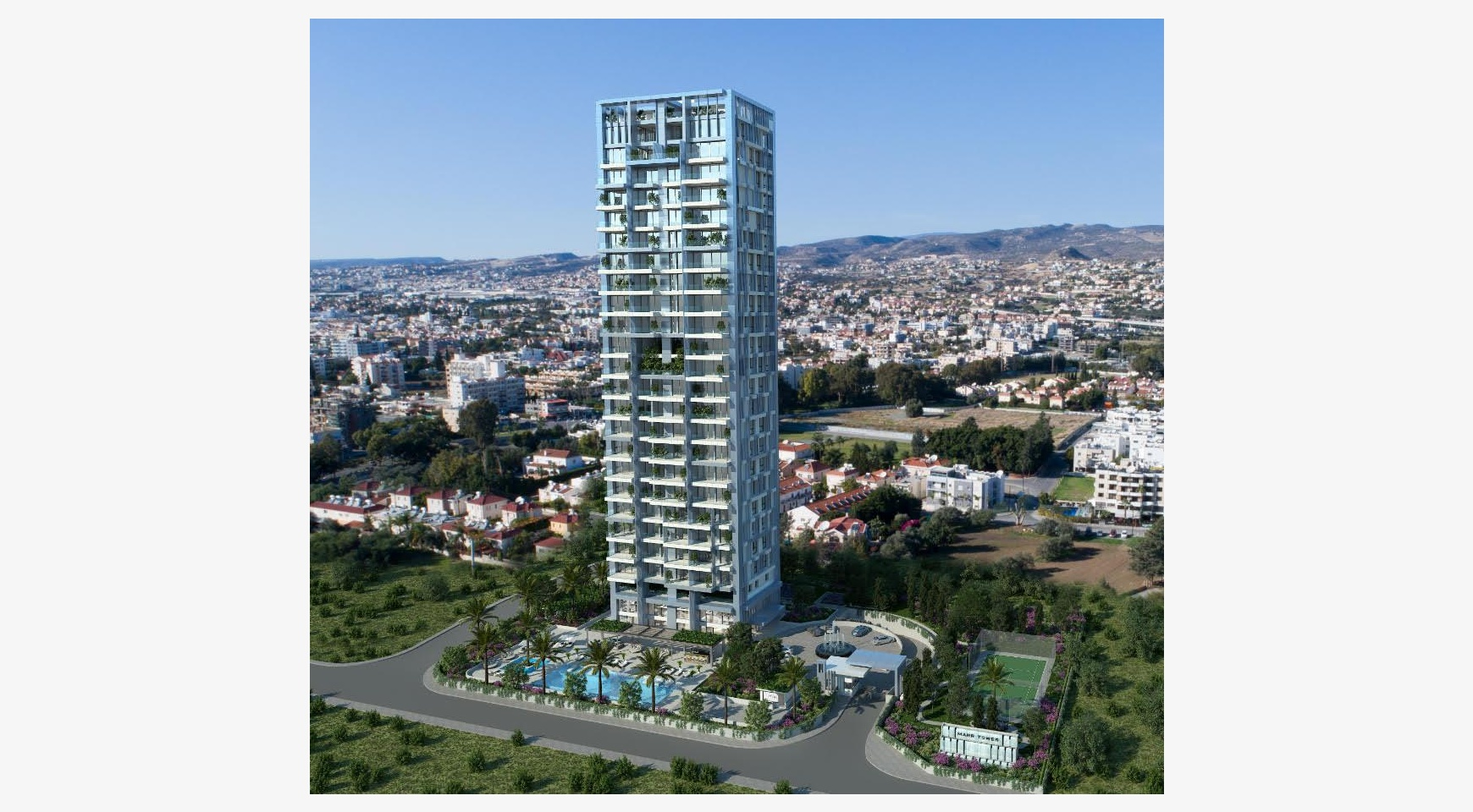 Contemporary 2 Bedroom Apartment with Sea Views in a Luxurious Complex - 15