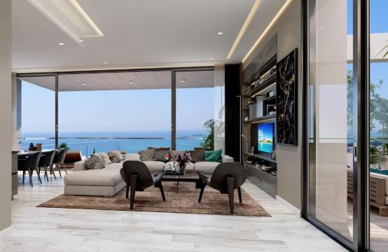 3 Bedroom Apartment with Sea Views in a Contemporary Complex
