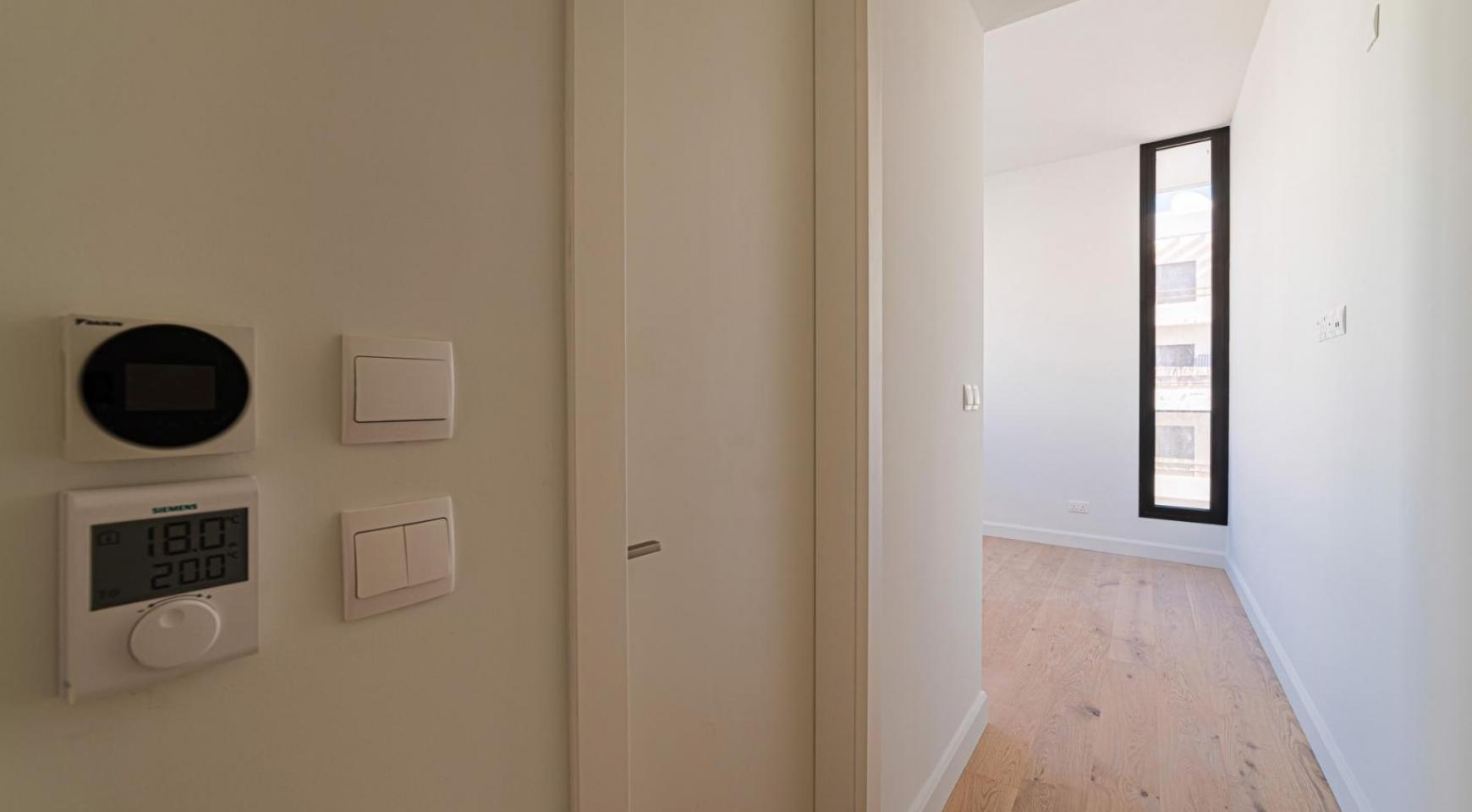 Hortensia Residence, Apt. 102. 2 Bedroom Apartment within a New Complex near the Sea  - 40