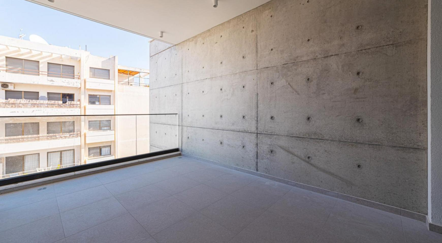 Hortensia Residence, Apt. 102. 2 Bedroom Apartment within a New Complex near the Sea  - 28