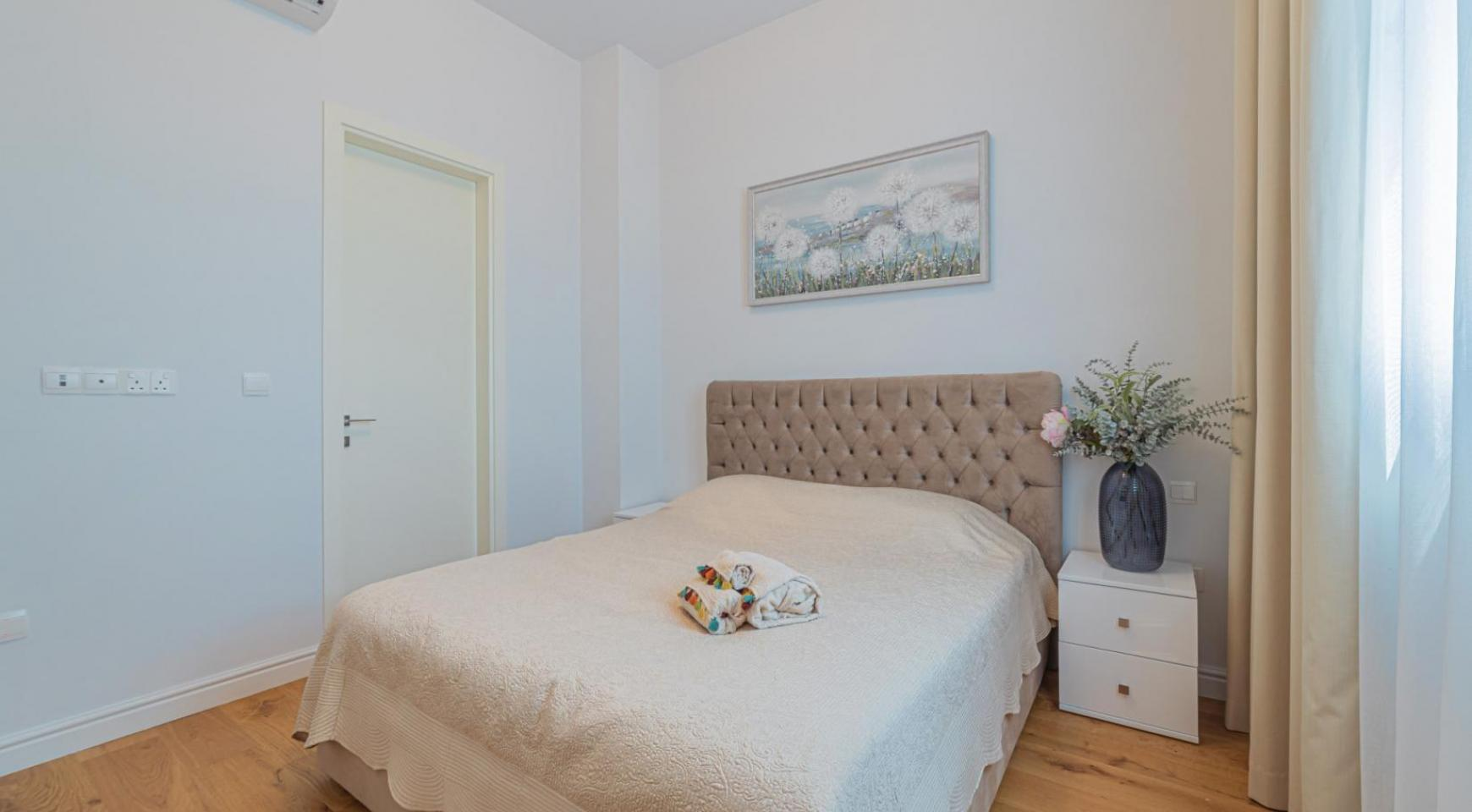 Hortensia Residence, Apt. 102. 2 Bedroom Apartment within a New Complex near the Sea  - 62