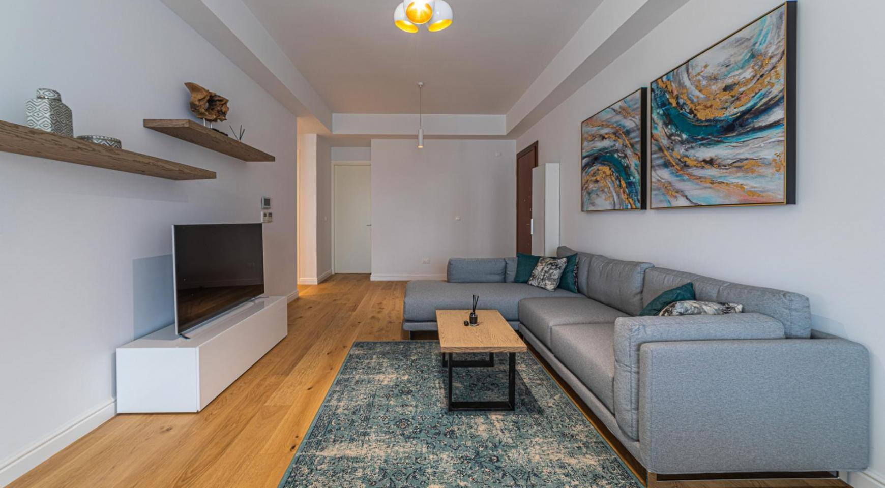 Hortensia Residence, Apt. 103. 3 Bedroom Apartment within a New Complex near the Sea  - 55