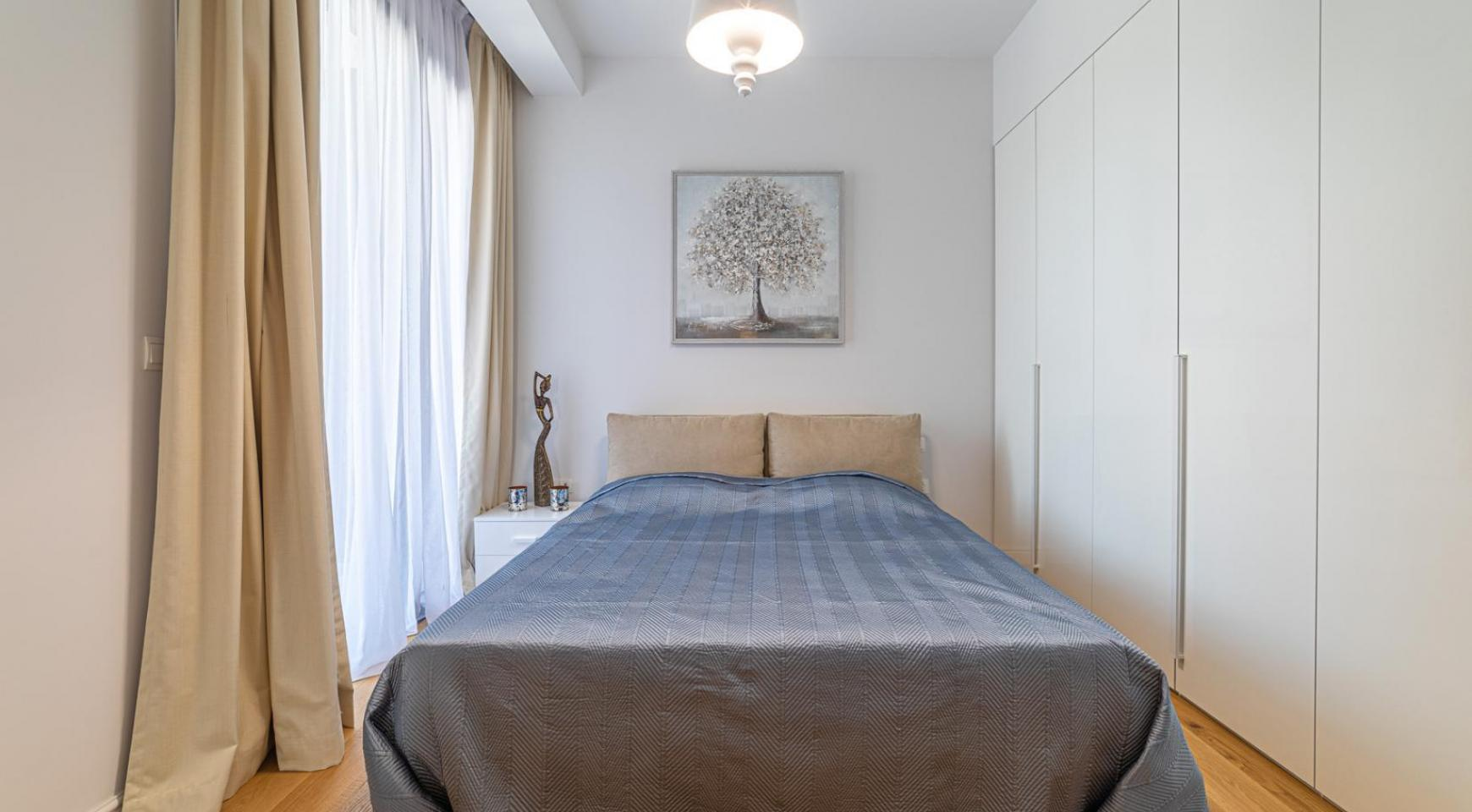 Hortensia Residence, Apt. 103. 3 Bedroom Apartment within a New Complex near the Sea  - 60