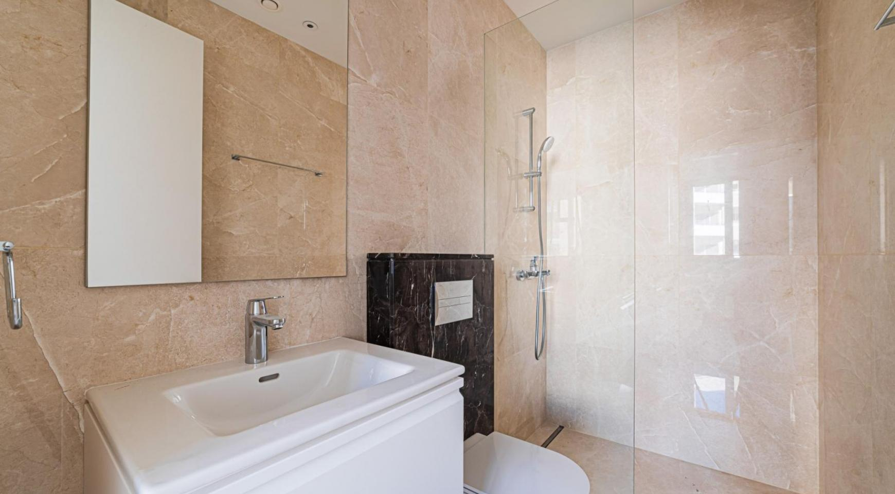 Hortensia Residence, Apt. 103. 3 Bedroom Apartment within a New Complex near the Sea  - 41