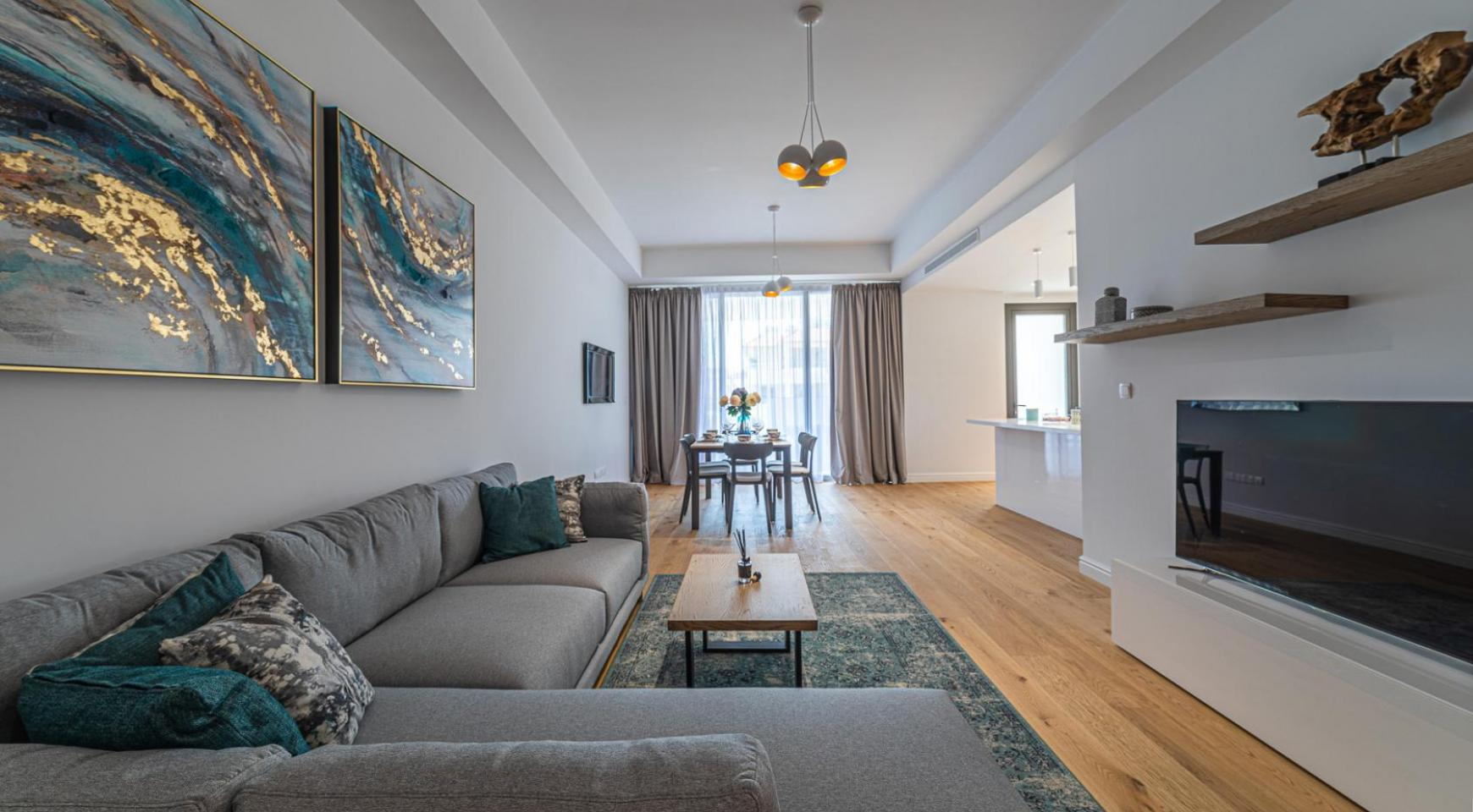 Hortensia Residence, Apt. 103. 3 Bedroom Apartment within a New Complex near the Sea  - 54