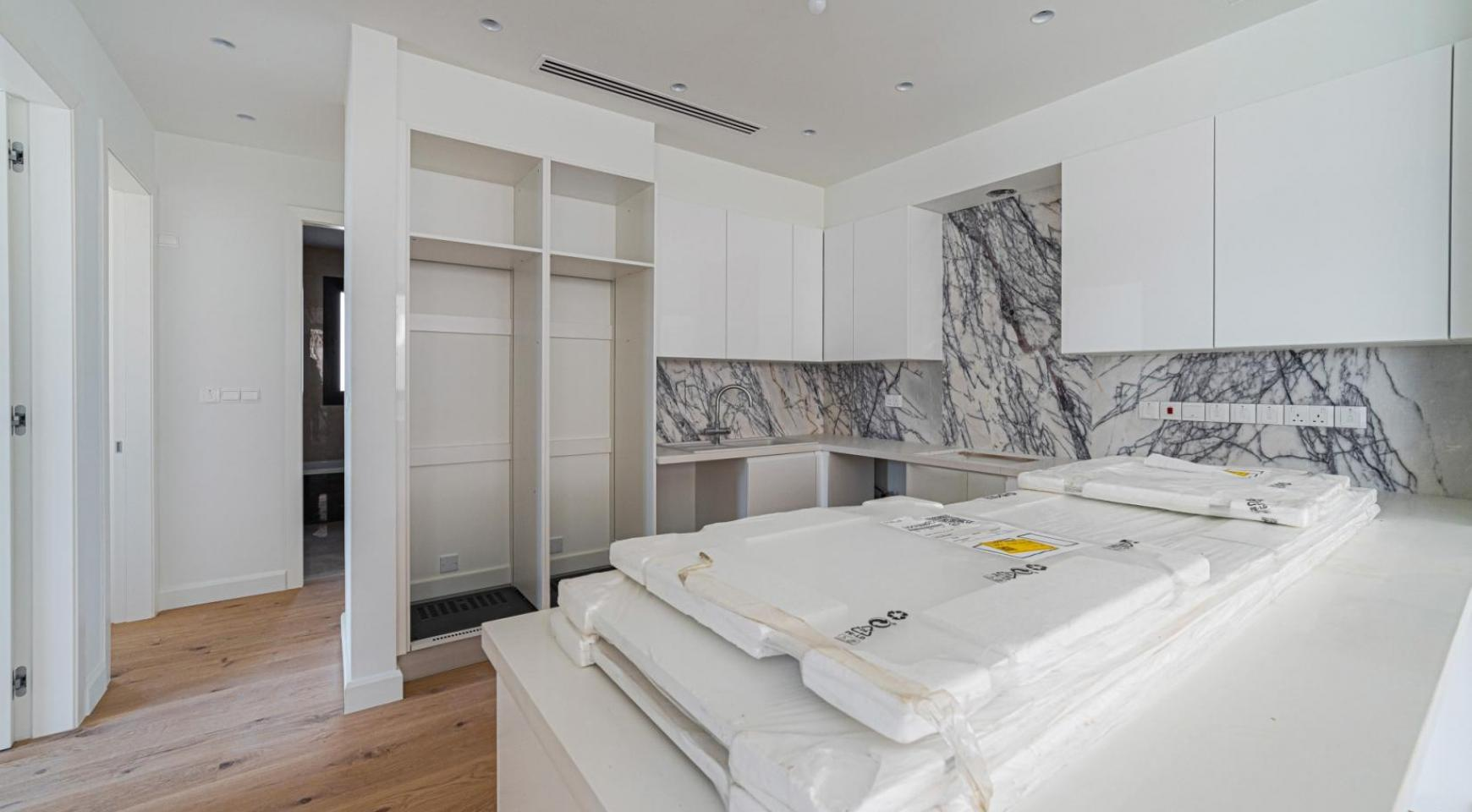 Hortensia Residence, Apt. 103. 3 Bedroom Apartment within a New Complex near the Sea  - 21