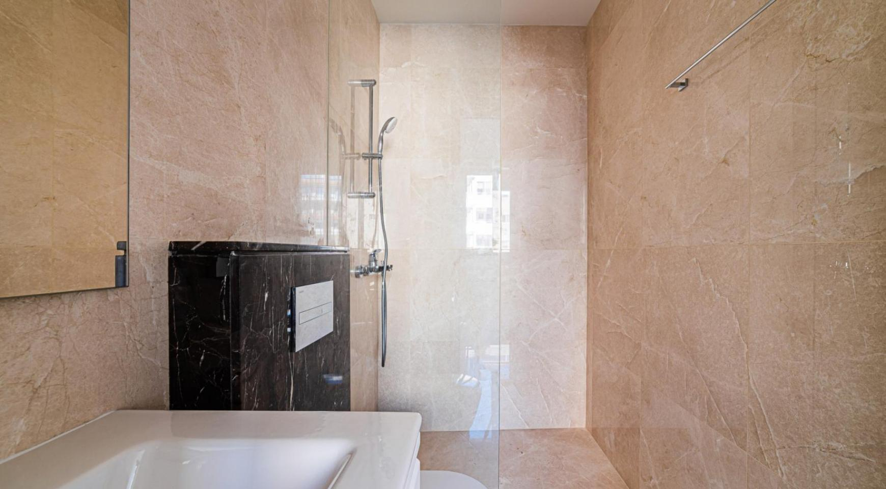 Hortensia Residence, Apt. 103. 3 Bedroom Apartment within a New Complex near the Sea  - 43