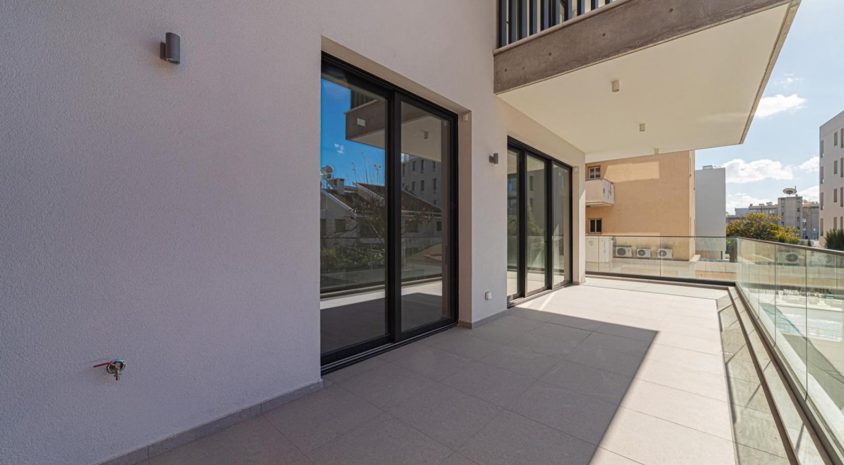 Hortensia Residence, Apt. 103. 3 Bedroom Apartment within a New Complex near the Sea  - 45