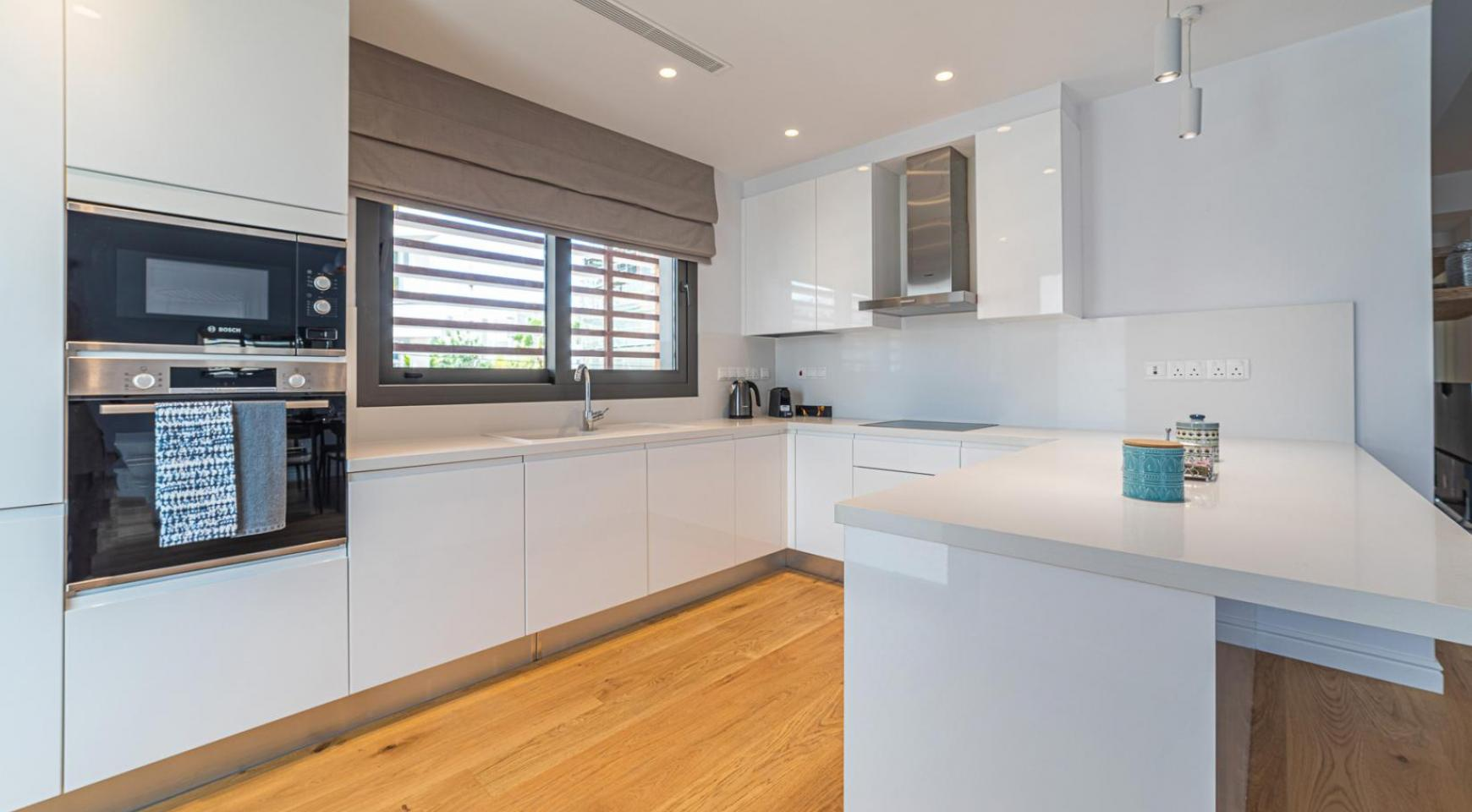 Hortensia Residence, Apt. 103. 3 Bedroom Apartment within a New Complex near the Sea  - 56