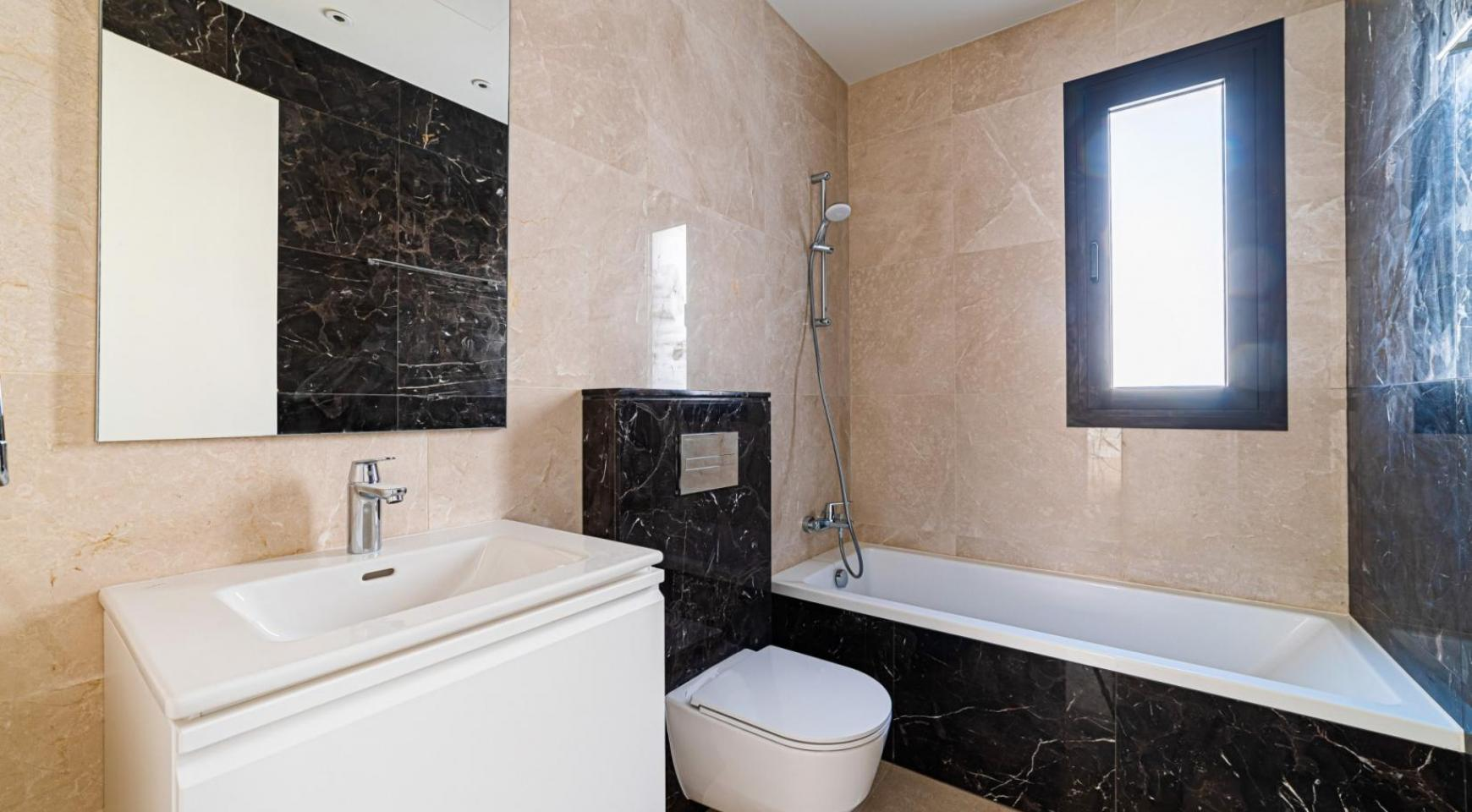 Hortensia Residence, Apt. 103. 3 Bedroom Apartment within a New Complex near the Sea  - 36