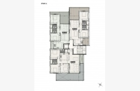 Hortensia Residence, Apt. 103. 3 Bedroom Apartment within a New Complex near the Sea  - 132