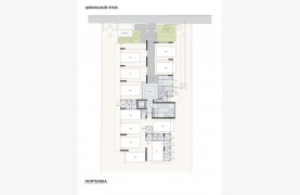 Hortensia Residence, Apt. 103. 3 Bedroom Apartment within a New Complex near the Sea  - 134
