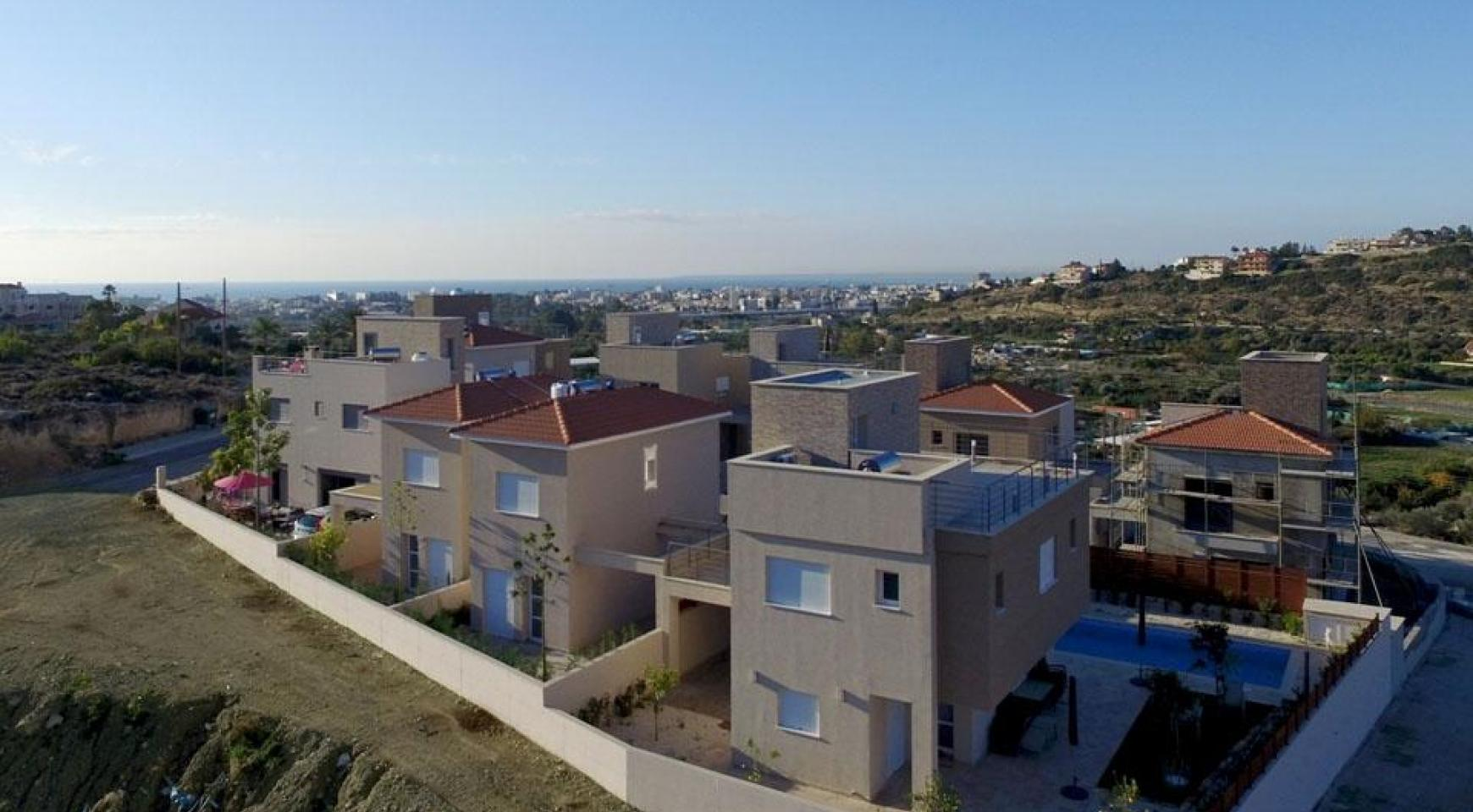 New 2 Bedroom Housewith Sea and Mountain Views in Mesovounia - 8
