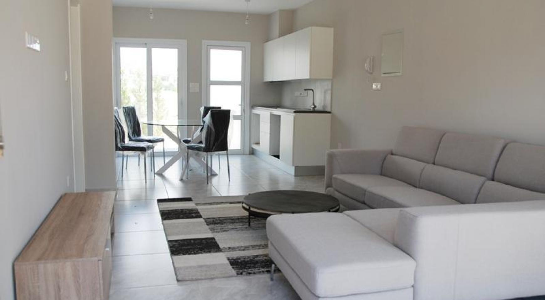 New 2 Bedroom Housewith Sea and Mountain Views in Mesovounia - 4