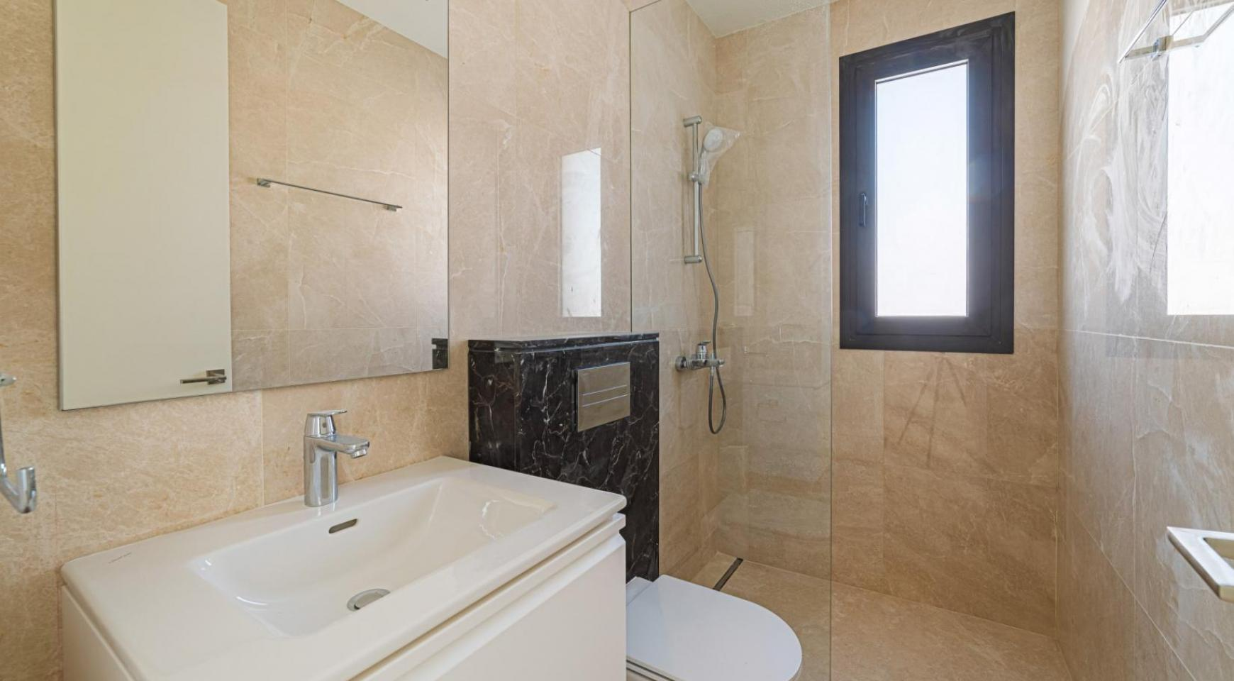 Hortensia Residence, Apt. 201. 2 Bedroom Apartment within a New Complex near the Sea  - 44