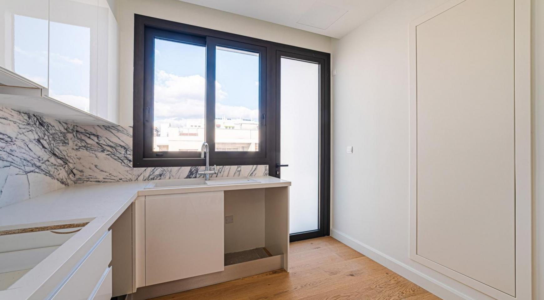 Hortensia Residence, Apt. 201. 2 Bedroom Apartment within a New Complex near the Sea  - 25