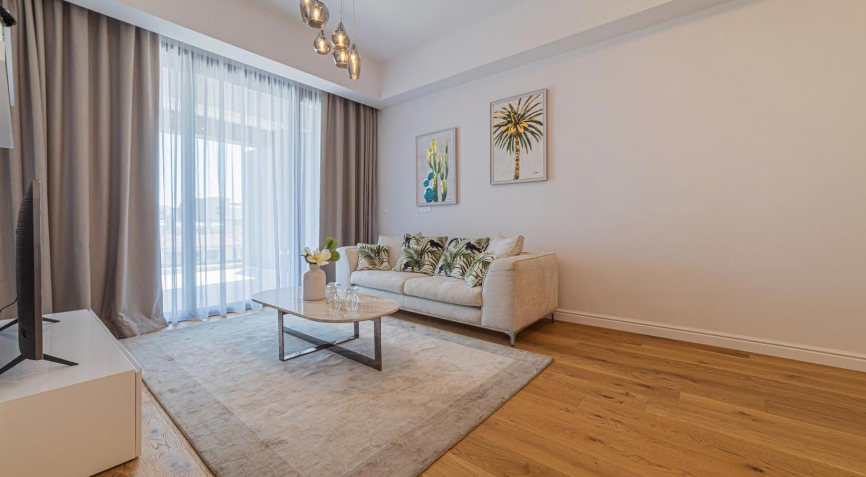 Hortensia Residence, Apt. 201. 2 Bedroom Apartment within a New Complex near the Sea  - 48