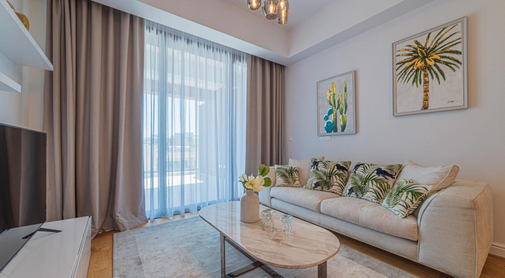 Hortensia Residence, Apt. 201. 2 Bedroom Apartment within a New Complex near the Sea  - 51