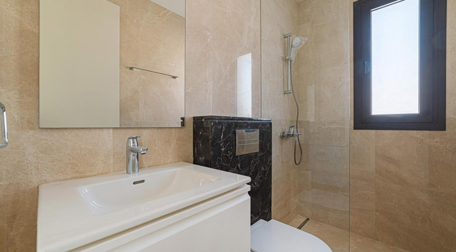 Hortensia Residence, Apt. 201. 2 Bedroom Apartment within a New Complex near the Sea  - 45