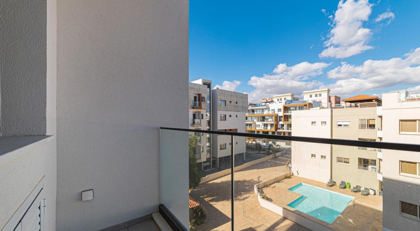 Hortensia Residence, Apt. 201. 2 Bedroom Apartment within a New Complex near the Sea  - 26