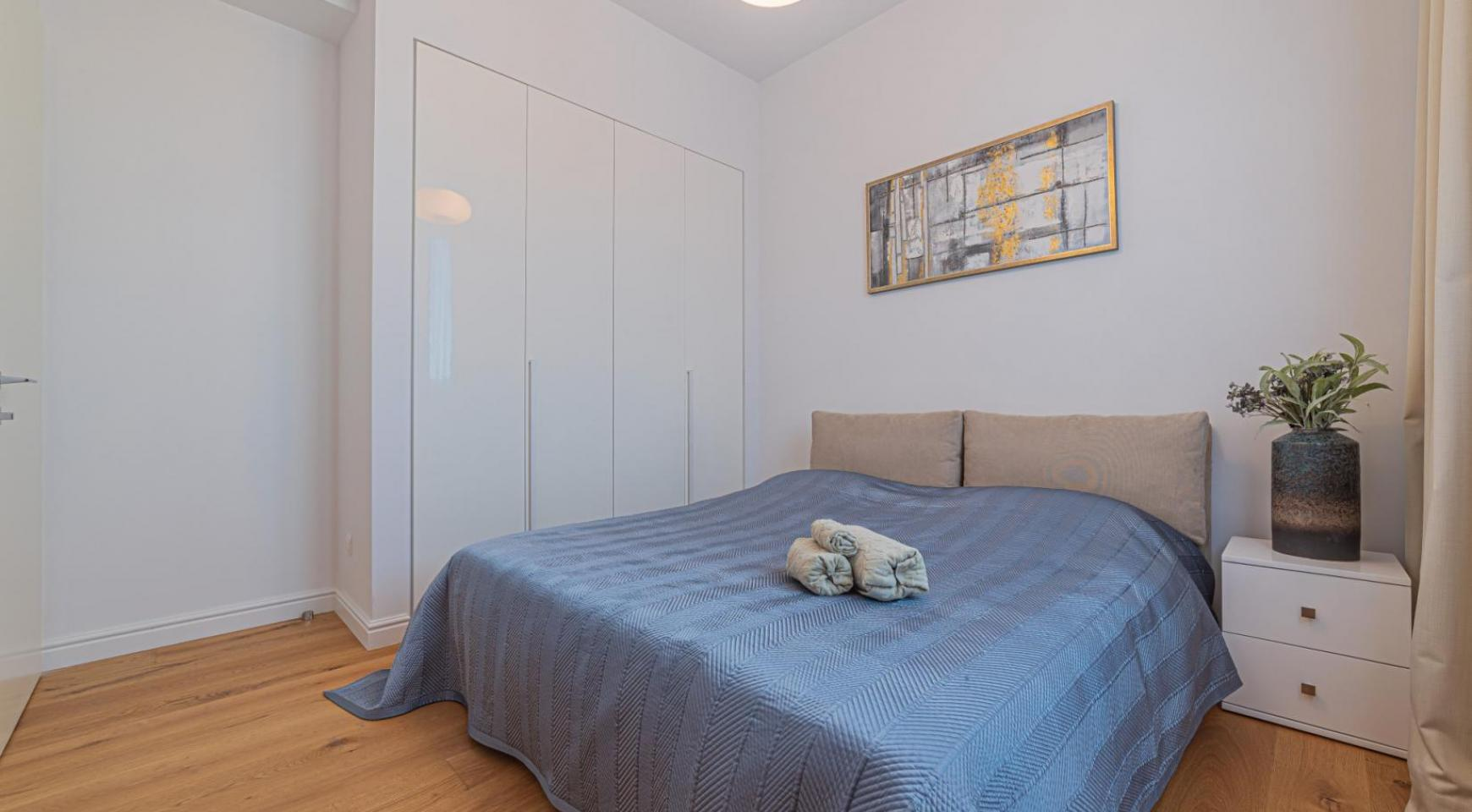 Hortensia Residence, Apt. 201. 2 Bedroom Apartment within a New Complex near the Sea  - 62