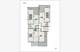 Hortensia Residence, Apt. 201. 2 Bedroom Apartment within a New Complex near the Sea  - 131