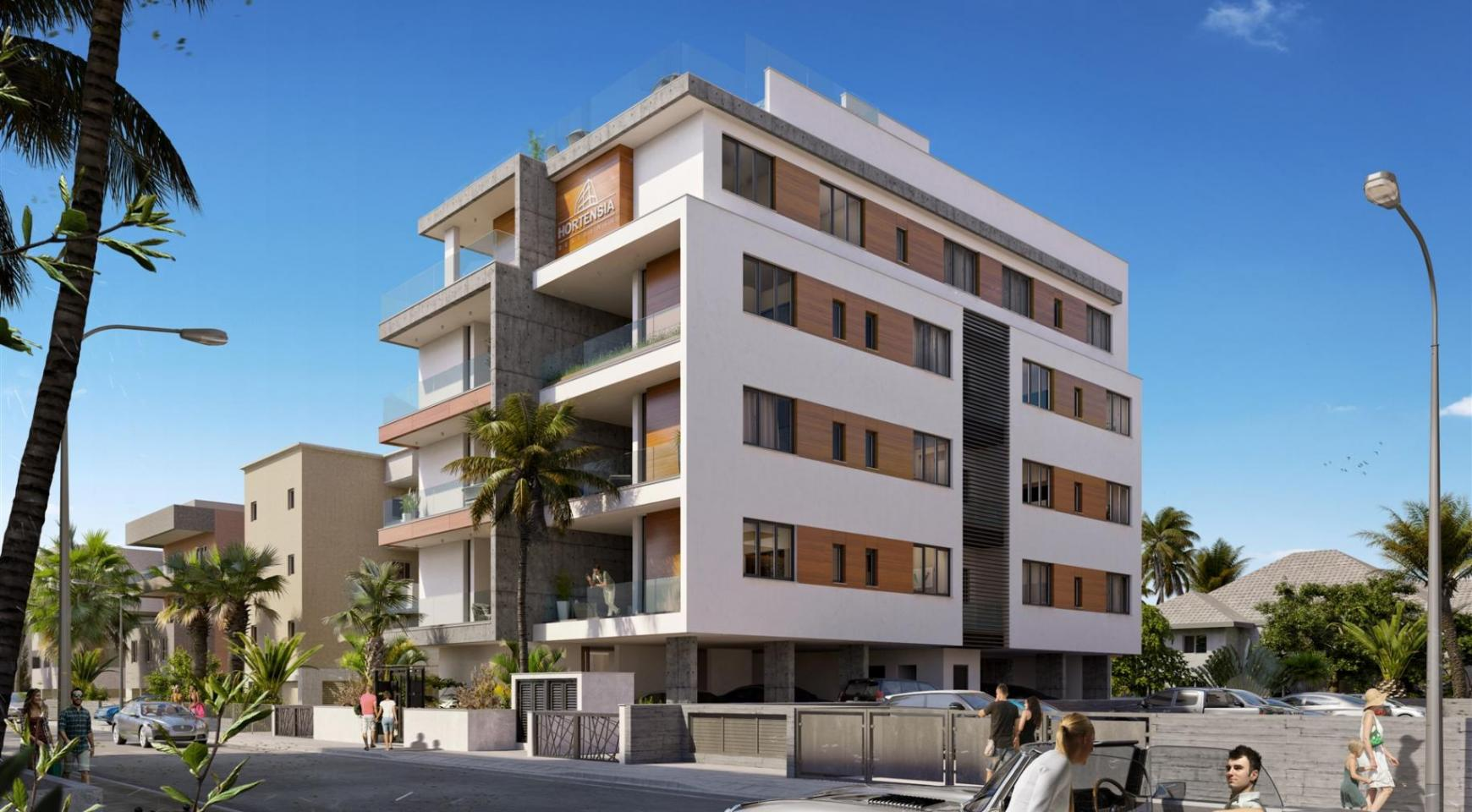 Hortensia Residence. Luxury 3 Bedroom Apartment 303 near the Sea - 3