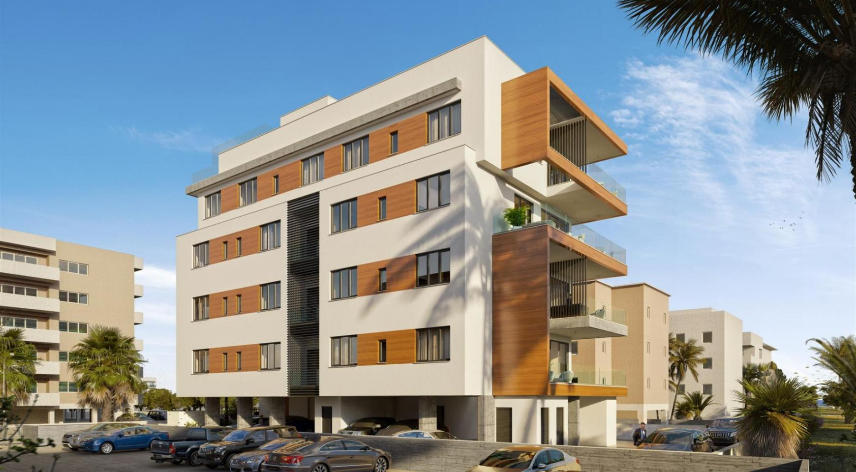 Hortensia Residence. Luxury 3 Bedroom Apartment 303 near the Sea - 7
