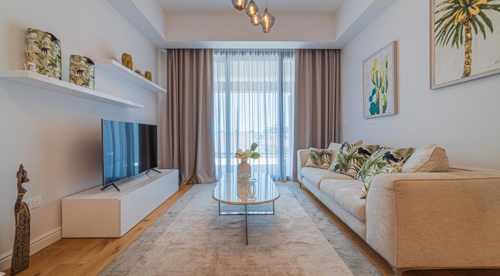 Hortensia Residence, Apt. 302. 2 Bedroom Apartment within a New Complex near the Sea  - 50