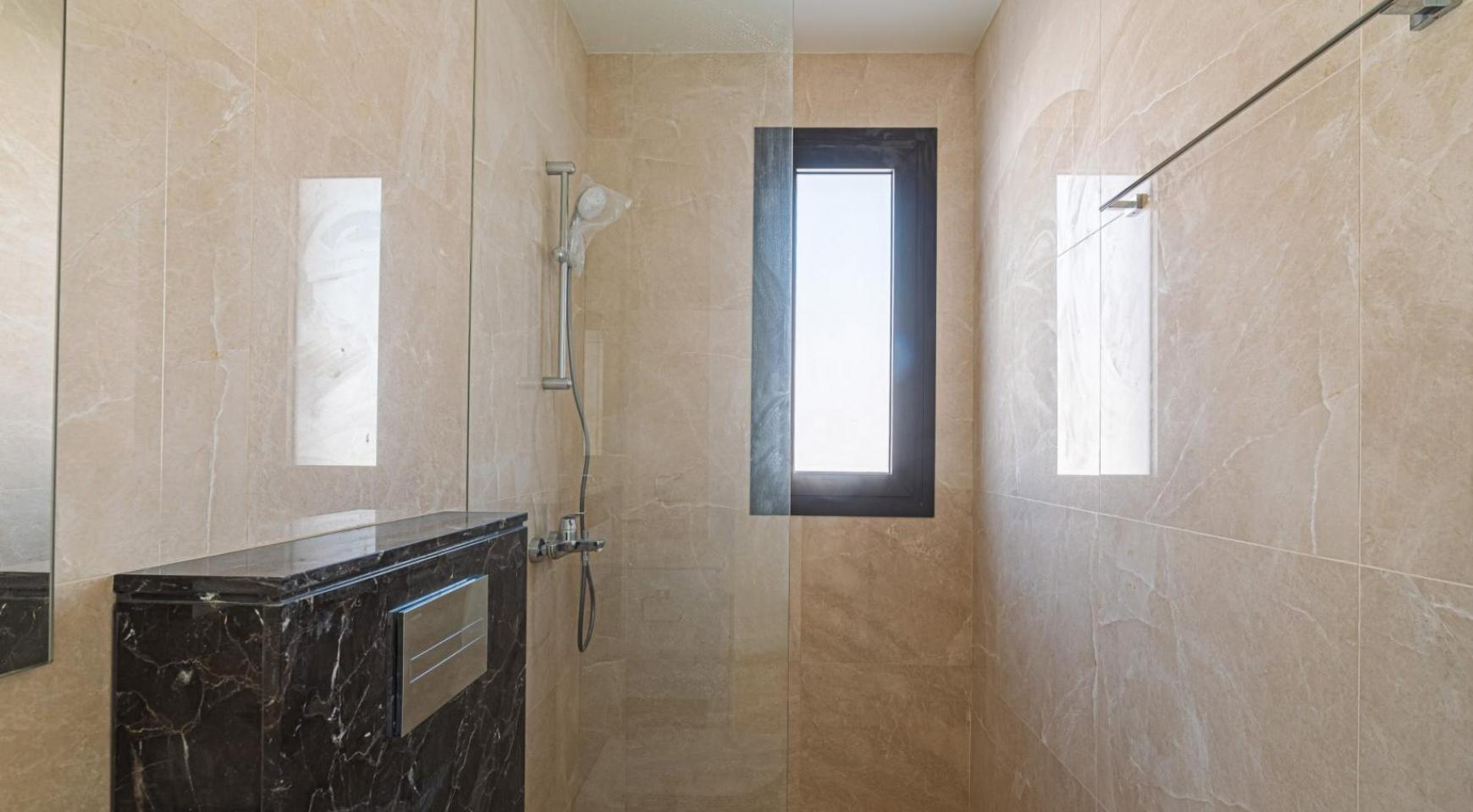 Hortensia Residence, Apt. 302. 2 Bedroom Apartment within a New Complex near the Sea  - 47