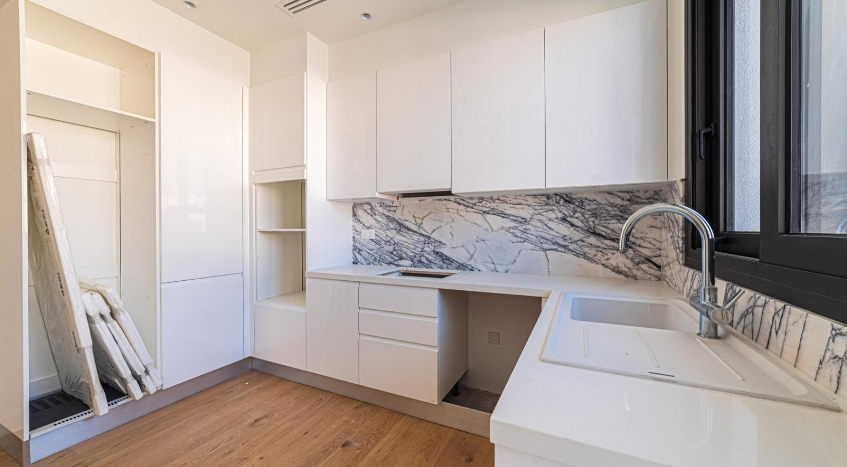 Hortensia Residence, Apt. 302. 2 Bedroom Apartment within a New Complex near the Sea  - 22